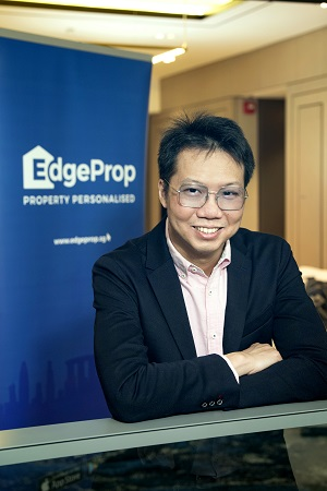 The real estate sectors in Singapore could see prices hold due to the strong elements this year, says Yap (Pictures: Albert Chua/The Edge Singapore)