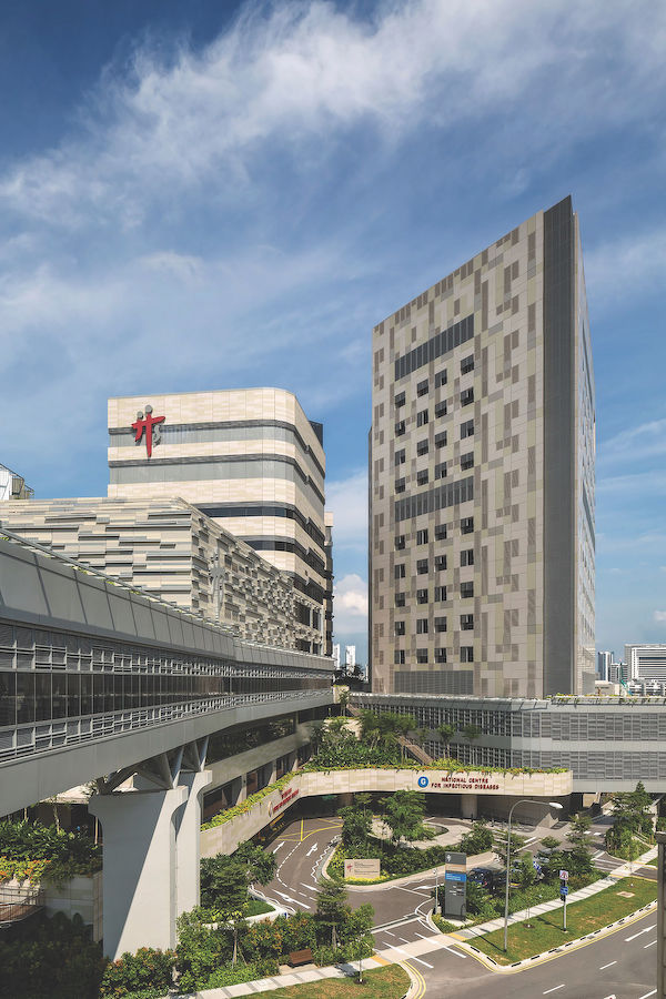National Centre for Infectious Diseases - EDGEPROP SINGAPORE