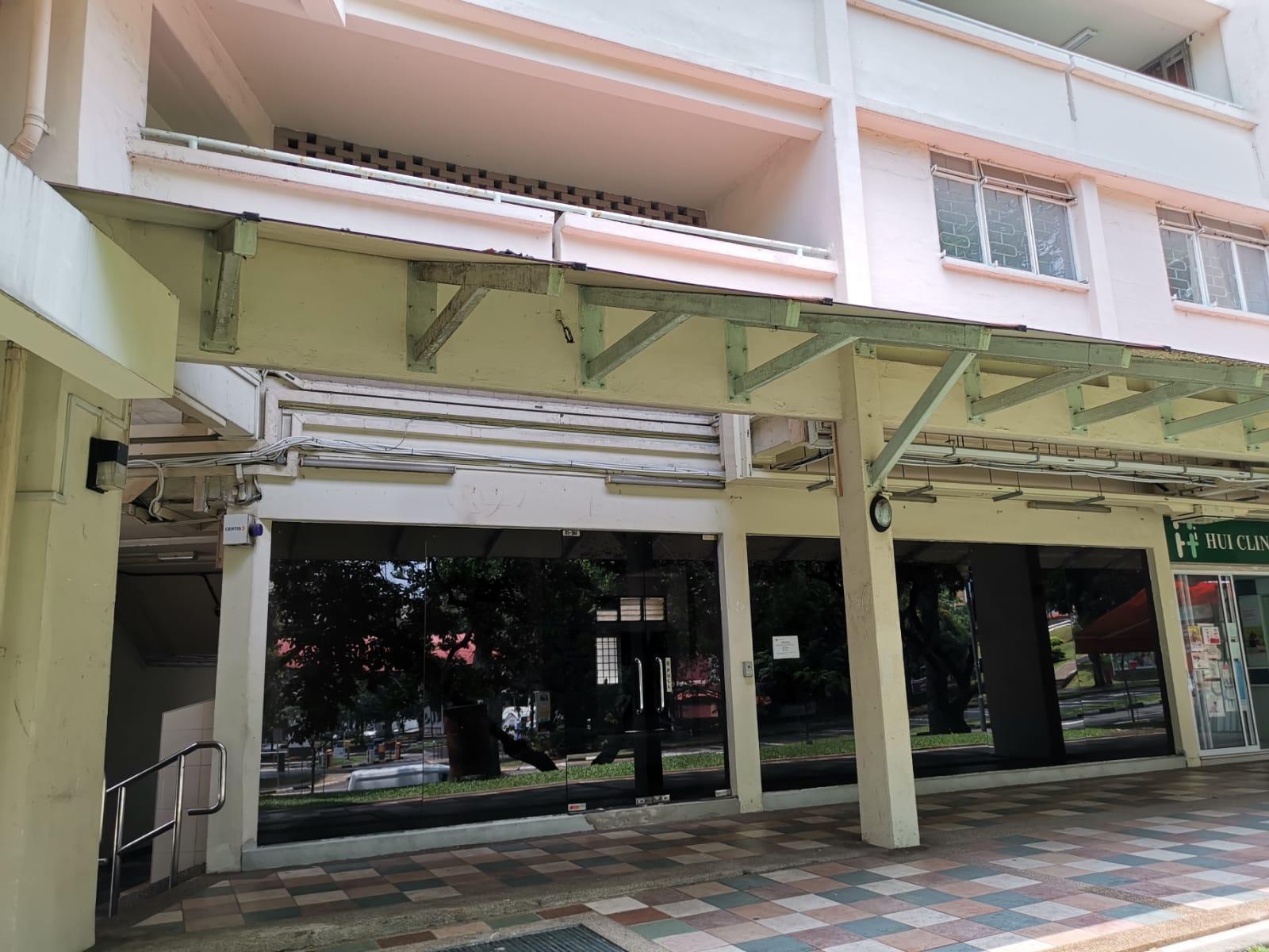 这处租赁期为85年的房产于1994年10月开始,租期大约还剩有60年。