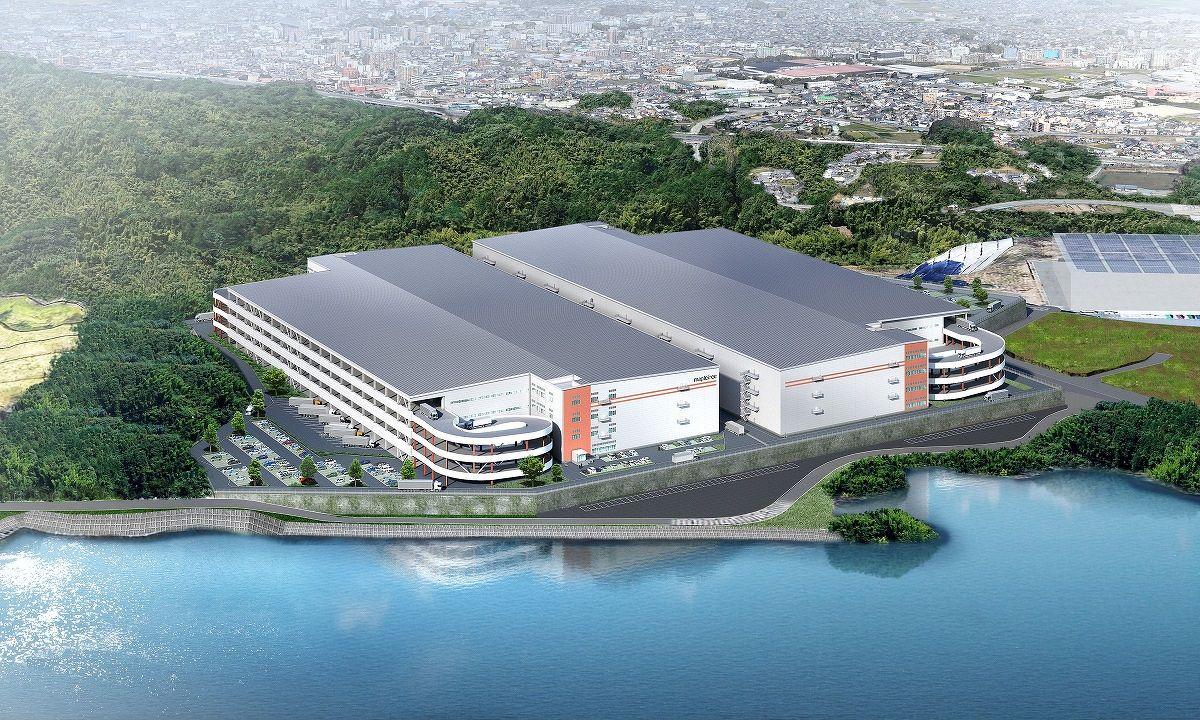 Mapletree's-logistics-development-in-Kyushu - EDGEPROP SINGAPORE