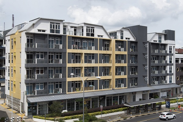 The sale of a two-bedroom unit at Suites at Bukit Timah resulted in a $172,000 loss. (Picture: Albert Chua/The Edge Singapore)