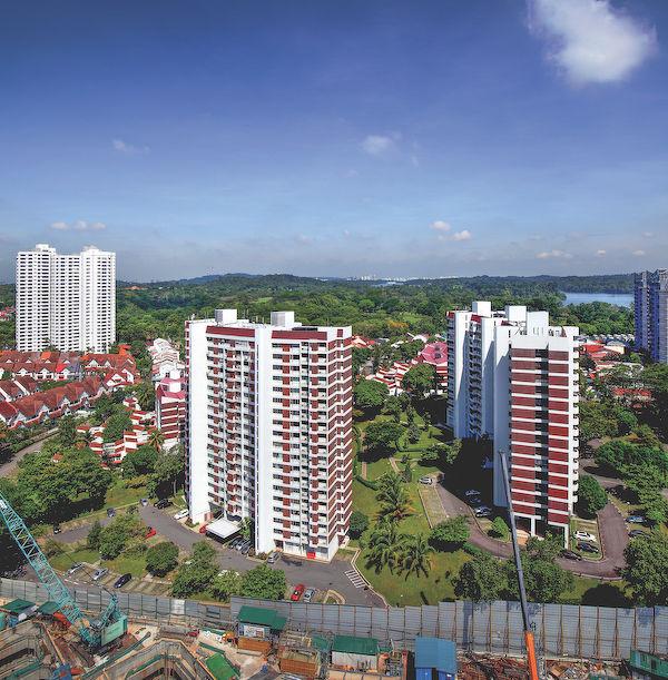 Faber Garden Condominium - EDGEPROP SINGAPORE