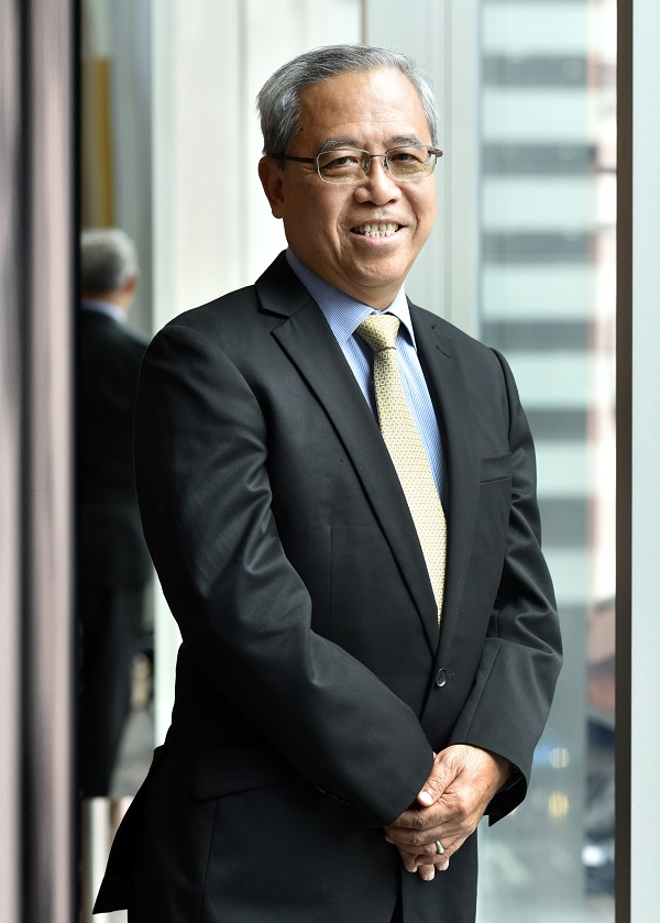 Professor Yu Shi Ming, head of department of real estate at NUS - EDGEPROP SINGAPORE