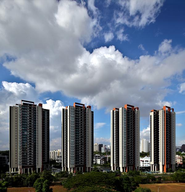 Principal Garden is a 663-unit condo featuring four 24-storey residential blocks (Picture: Samuel Issac Chua/EdgeProp Singapore) - EDGEPROP SINGAPORE