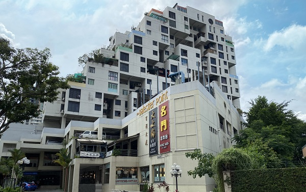 The freehold units at Balestier Point can be purchased collectively, or on an individual basis (Picture: Savills Singapore)