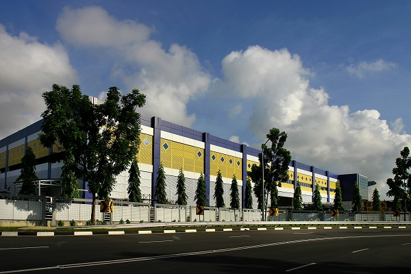 Convenience store chain Hao Mart has bought the warehouse property from Ascendas Reit. (Picture: Ascendas Reit)