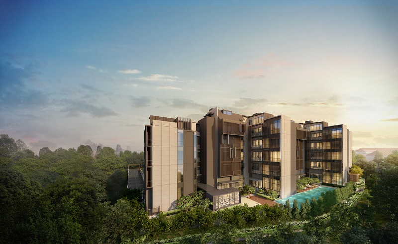 35 GILSTEAD - Residents of 35 Gilstead can look forward to enjoying scenic views of the surrounding areas - EDGEPROP SINGAPORE
