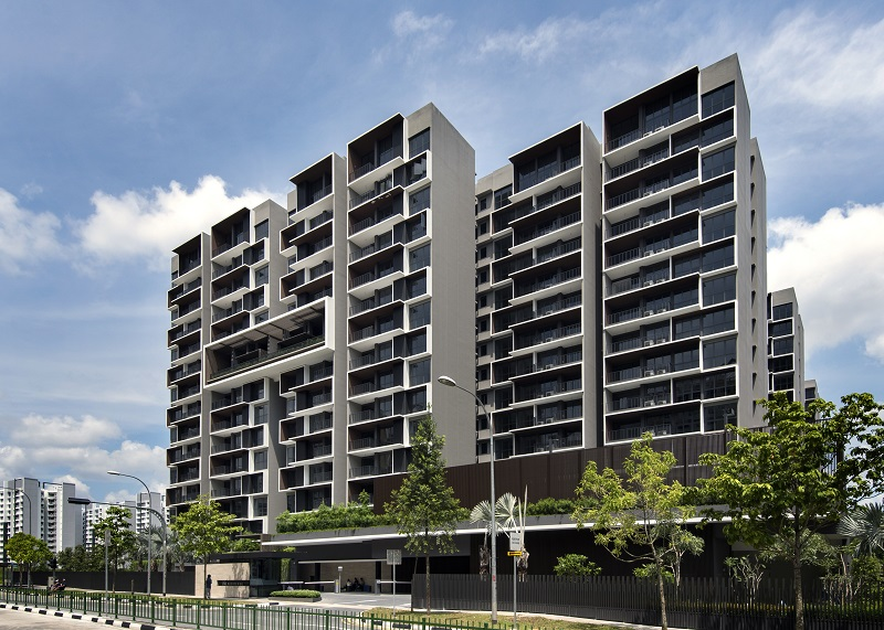 CHOA CHU KANG - The 497-unit iNz Residence on Choa Chu Kang Avenue 5 - EDGEPROP SINGAPORE