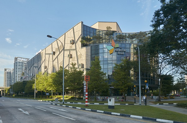 Seletar Mall is a 10-minute drive from Belgravia Villas