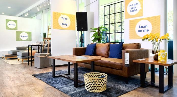 Courts Unveils New Furniture Range