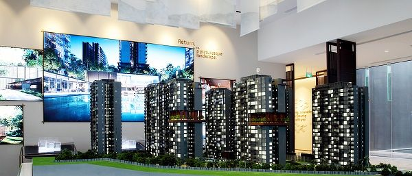EDGEPROP SINGAPORE -  Despite healthier sales figures in May 2020, sales volume is still 48.9% lower compared to May 2019. (Picture: Samuel Isaac Chua/The Edge Singapore)