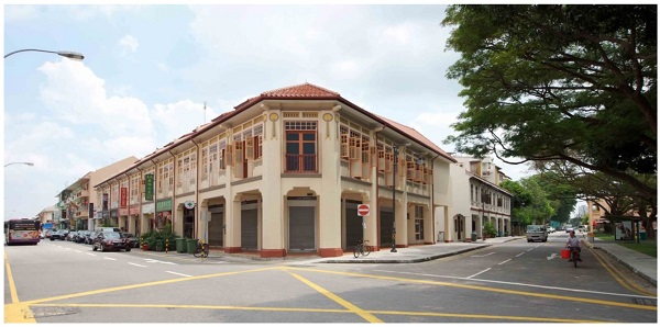 nine adjoining shophouses - EDGEPROP SINGAPORE