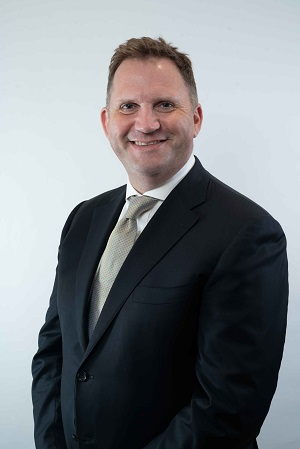 Fergal Harris has been appointed as JLL's head of Australia capital markets (Picture: JLL)