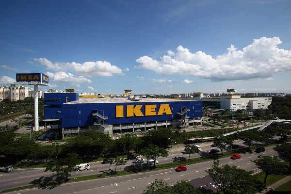EDGEPROP SINGAPORE - IKEA's outlet in Tampines. The furnishing store is opening a new concept store in JEM. (Picture: Samuel Isaac Chua/The Edge Singapore)