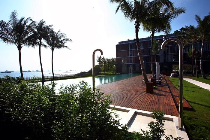 Despair Sale At Ultra Luxury Seven Palms Singapore