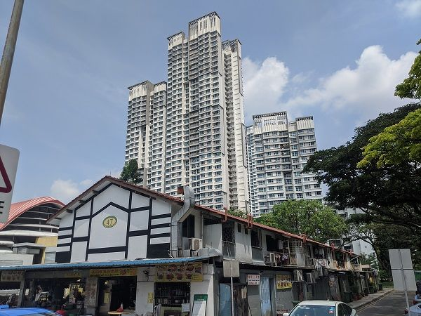 At Commonwealth 10, a five-year old development on Commonwealth Drive, a five-room unit fetched $1.1 million when it was sold on Feb 4. (Picture: Valerie Kor/EdgeProp Singapore)