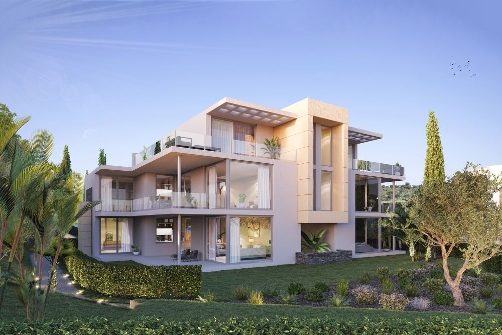 EDGEPROP SINGAPORE -  The penthouse apartment building at Monte Rei resort in Portugal. (Picture: JLL)