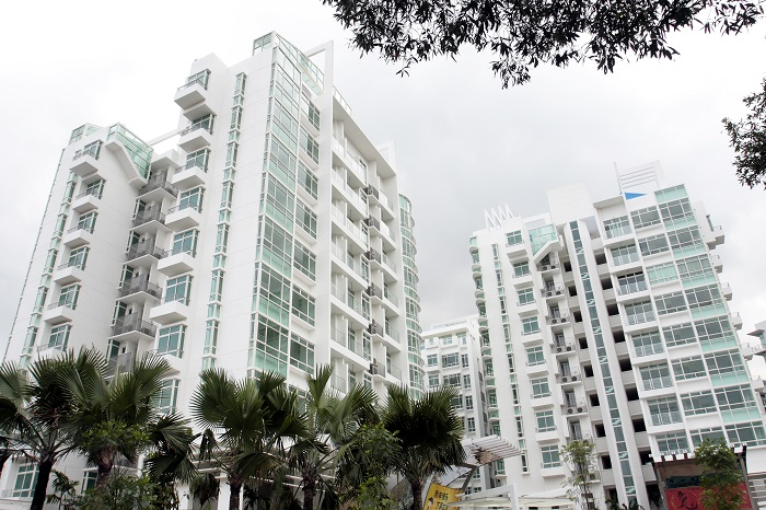 THE CASCADIA - A two-bedroom penthouse at The Cascadia is on the market for $2 million ($1,154 psf) - EDGEPROP SINGAPORE