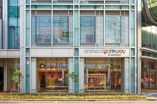 The Crate and Barrel store at Orchardgateway@emerald will remain open until Nov 10 (Pictures: Crate and Barrel)