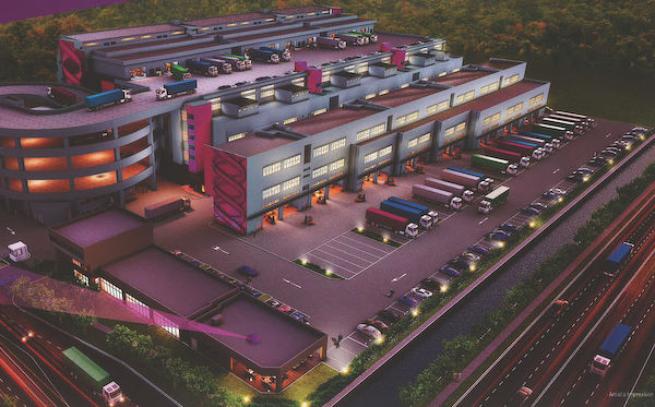 EDGEPROP SINGAPORE -  The three units at T99 come with ramp up access and a high ceiling of about seven metres. They are custom built to handle heavy manufacturing operations. (Picture: Soon Hock Group)