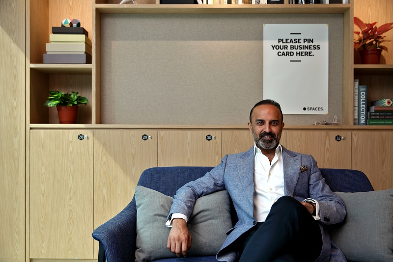 IWG - Chopra: We are an extremely client-centric organisation. Our location decisions are driven by our anticipation of clients' needs, and our brand strategy is guided by the kinds of environments they would enjoy and thrive in