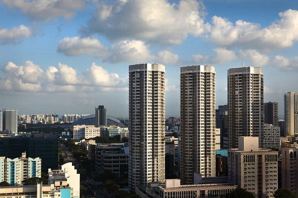 A five-room unit on the 36th floor at City View @ Boon Keng is expected to change hands for $1.26 million. (Picture: Samuel Isaac Chua/The Edge Singapore)