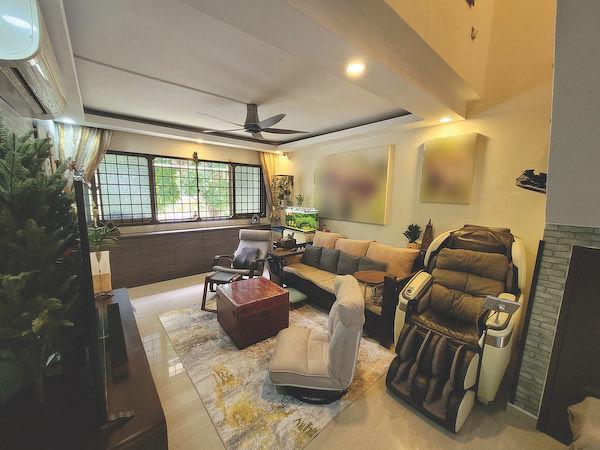 Living room - EDGEPROP SINGAPORE