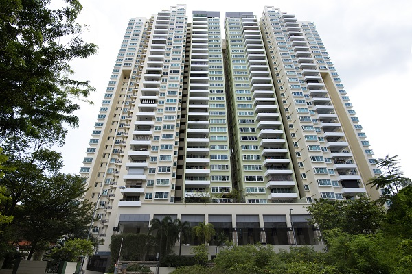 The resale unit at The Jade in Bukit Batok was sold for $1.36 million on Jan 6. (Picture: Albert Chua/The Edge Singapore)