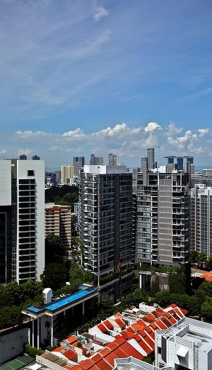 The mortgagee sale of a penthouse at Helios Residences was on the block for $9.8 million ($2,117 psf) in January by Edmund Tie. (Picture: Samuel Isaac Chua/The Edge Property) - EDGEPROP SINGAPORE