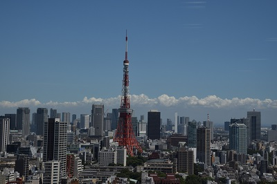 A view of the Tokyo cityscape (Picture: Pixabay)