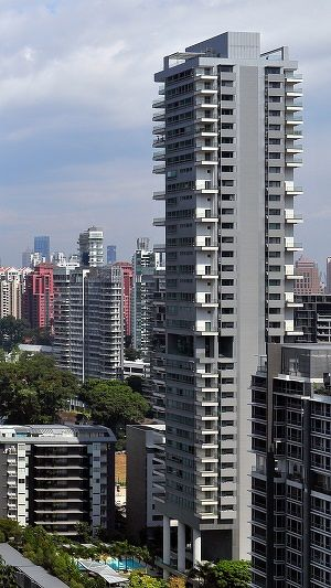 A two-bedroom unit at Skyline @ Orchard Boulevard is on the resale market for $4.5 mil ($2,580 psf) (Picture: Samuel Isaac Chua/The Edge Singapore) - EDGEPROP SINGAPORE