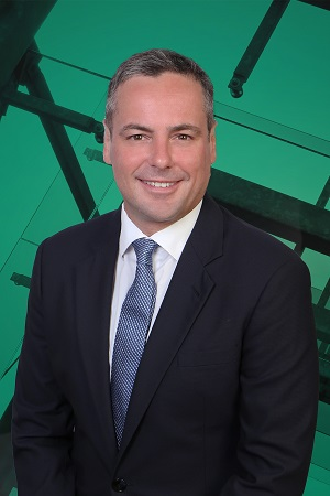 Greg Hyland has started a new role as managing director of capital markets, Asia Pacific, at CBRE (Picture: CBRE) - EDGEPROP SINGAPORE