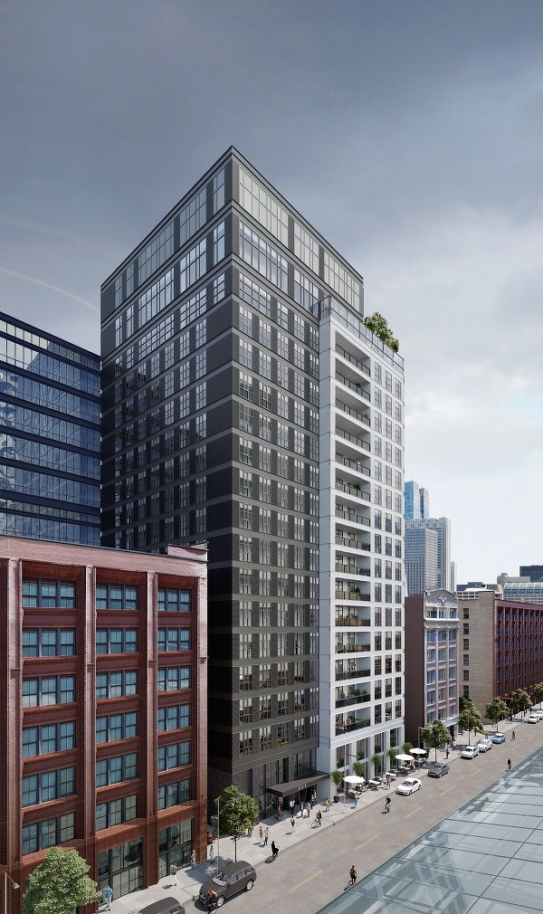new co-living development in Chicago - EDGEPROP SINGAPORE