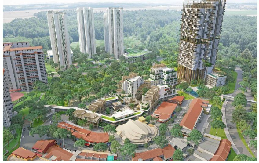 The redevelopment of the Holland Road site, which was won by a Far East Organization-led consortium last year, was also awarded based on the two-envelope system.  - EDGEPROP SINGAPORE