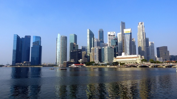 Total investment volume in Singapore was US$9.6 billion ($13.34 billion) in 2019, says Real Capital Analytics. (Picture: Pixabay)
