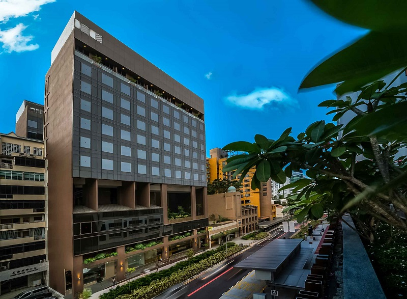 WORLDWIDE HOTELS - The 342-room Hotel Mi on Bencoolen Street is targeted at millennial travellers