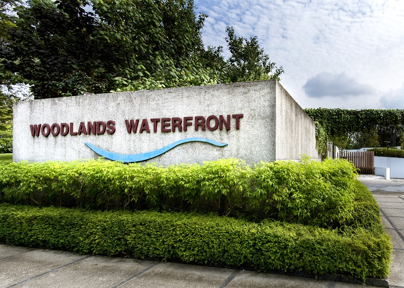 WOODLANDS - The 11-hectre Woodlands Waterfront Park features a 1.5km promenade - EDGEPROP SINGAPORE