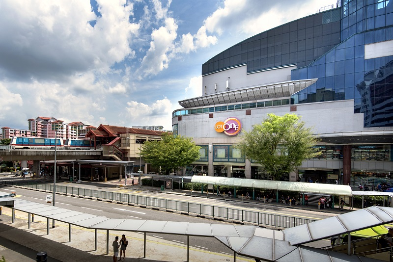 CHOA CHU KANG - Lot One shopping mall is beside Choa Chu Kang station on the North-South and Bukit Panjang LRT line. - EDGEPROP SINGAPORE