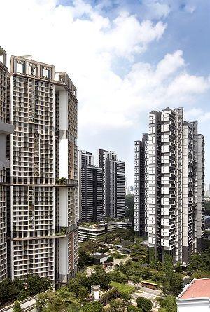 New HDB flats in the Dawson estate - EDGEPROP SINGAPORE
