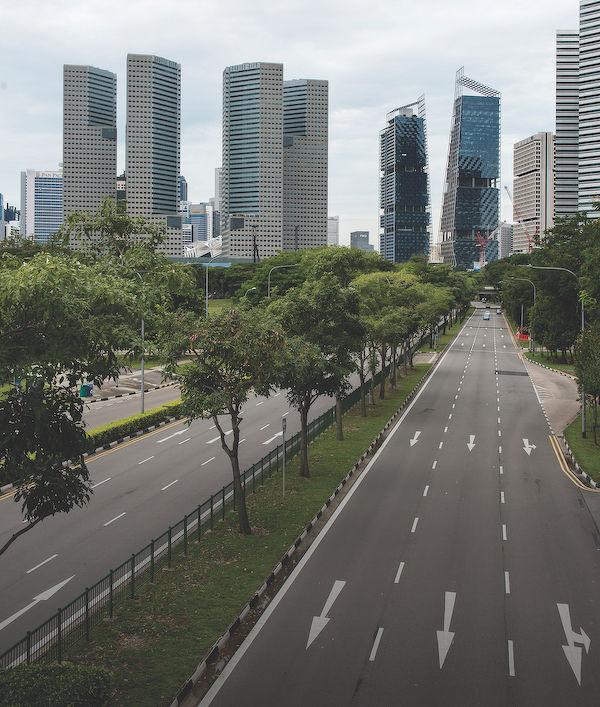 EMPTY STREETS - EDGEPROP SINGAPORE
