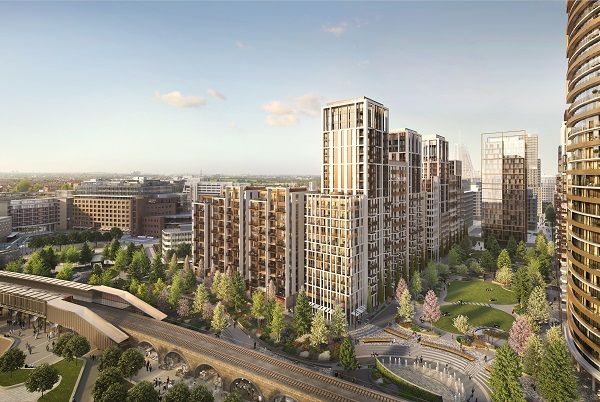 Benham and Reeves will showcase a collection of units from a West London project called White City Living. (Picture: Benham and Reeves)