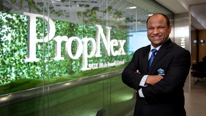 "EDGEPROP SINGAPORE -  ""The effects of the cooling measures from July 2018 seemed to have passed and the real estate market was bouncing back,"" says PropNex CEO Ismail Gafoor"