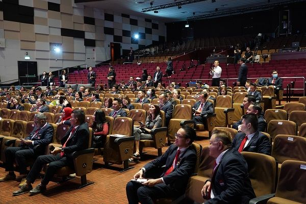 ERA holds scaled-down business conference in light of Covid-19