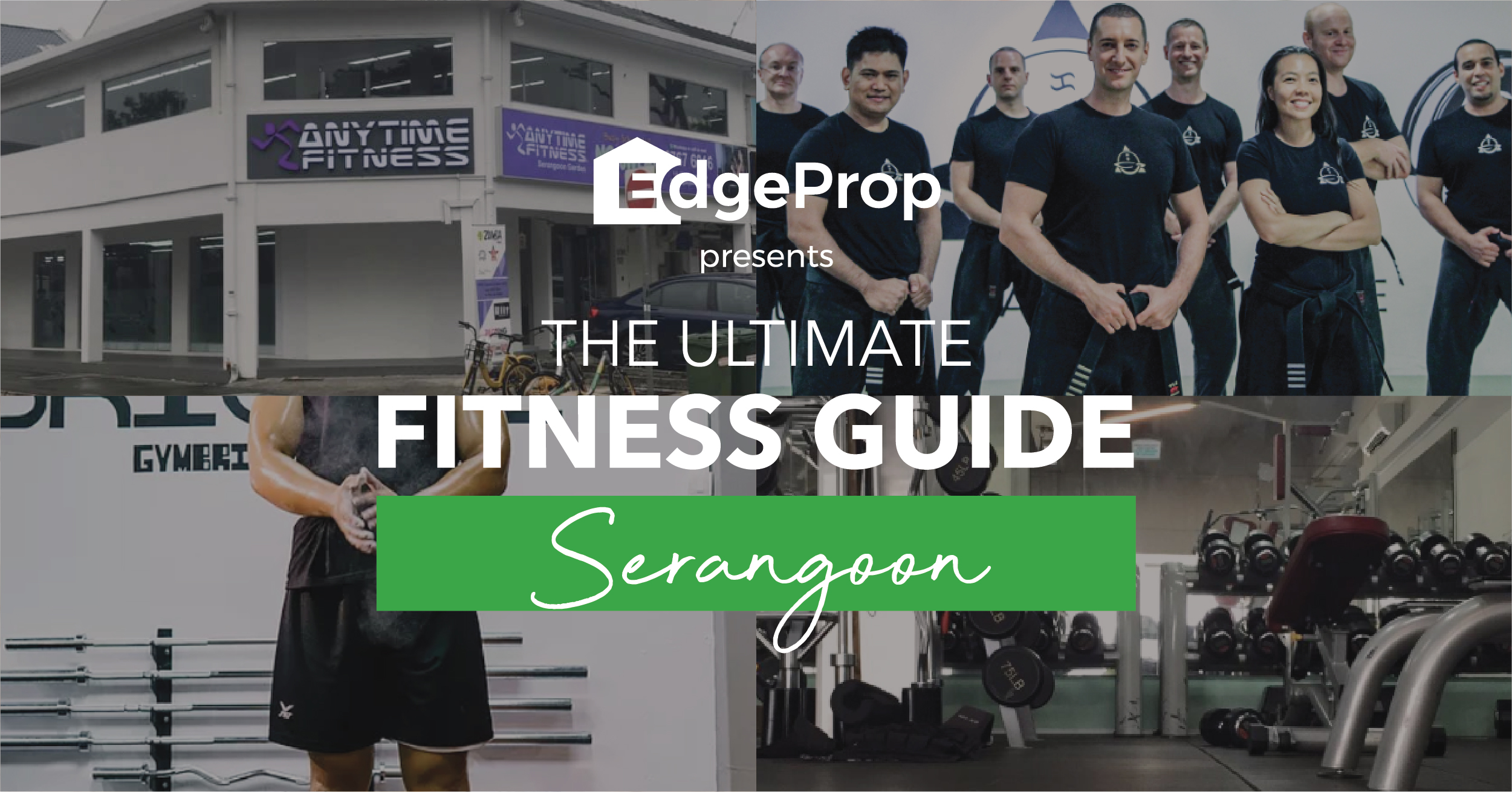 Ultimate Serangoon Fitness Guide