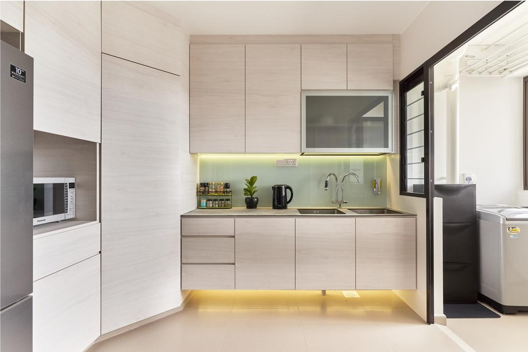 Buangkok Link by Charlotte's Carpentry