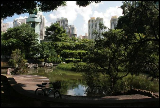 Serene Garden in Toa Payoh Town Park
