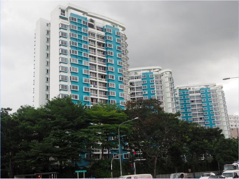 YIO CHU KANG - Nuovo is a short walk from Yio Chu Kang MRT Station - EDGEPROP SINGAPORE