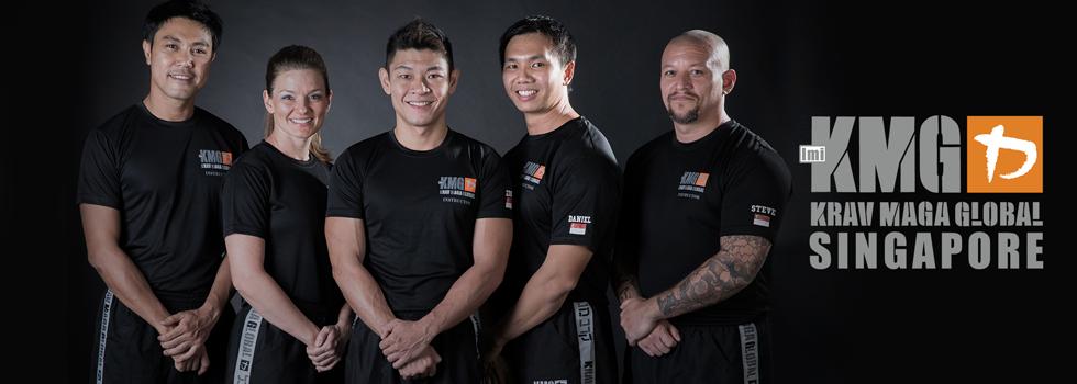 Best Martial Arts in Serangoon - Krav Maga Global Singapore