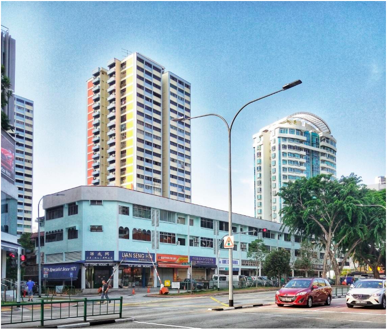 BALESTIER - Singaporeans going through home renovations may be familiar with the names Lian Seng Hin and Hafary