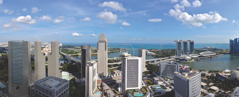 A penthouse at South Beach Residences was sold for $16.9 million or a high of $4,337 psf (Photo: Samuel Isaac Chua/EdgeProp Singapore)
